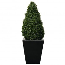 Artificial Topiary Buxus Pyramid 4ft