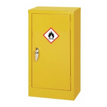 Single Door Hazardous Substance Cabinet 10Ltr