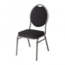Bolero Banqueting Chairs Black