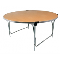 Gopak Round Table Saxon Oak Adult 5ft