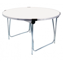 Gopak Round Table White Adult 4ft