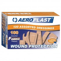 Aeroplast Latex Free Assorted Plasters