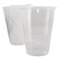 Disposable Wrapped Tumblers  255ml / 9oz