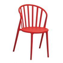 Bolero PP Armchair Red