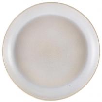 Terra Stoneware Antigo Barley Coupe Plate 24cm