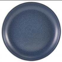 Terra Stoneware Antigo Denim Coupe Plate 19cm