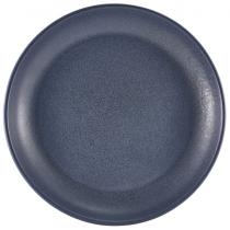 Terra Stoneware Antigo Denim Coupe Plate 24cm
