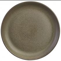 Terra Stoneware Coupe Plate Antigo 24cm