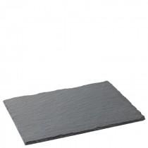 Large Rectangular Slate Platter 30 x 22cm