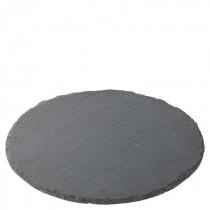 Round Slate Platter 30cm