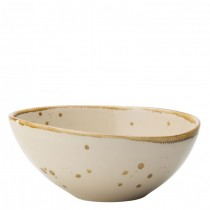 Utopia Earth Linen Bowl 21.5cm