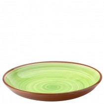 Salsa Green Coupe Bowl 24cm