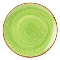 Salsa Green Plate 20cm