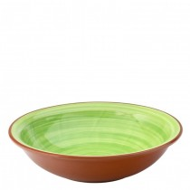 Salsa Green Bowl 20.5cm
