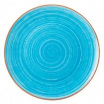 Salsa Sky Blue Plate 28cm