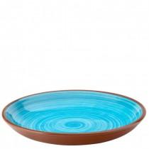 Salsa Sky Blue Coupe Bowl 24cm