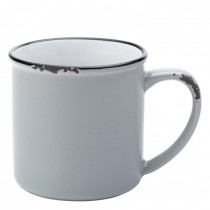Avebury Colours Grey Mug 28cl 10oz