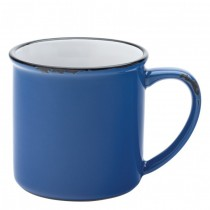Avebury Colours Blue Mug 28cl 10oz
