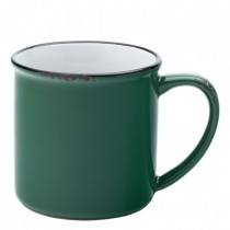 Avebury Colours Green Mug 28cl 10oz