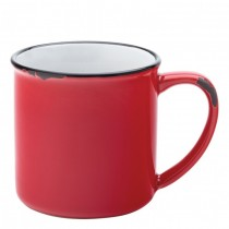 Avebury Colours Red Mug 28cl 10oz