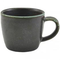 Terra Porcelain Cinder Black Espresso Cup 9cl 3oz