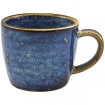 Terra Porcelain Aqua Blue Espresso Cup 9cl 3oz