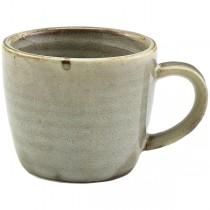 Terra Porcelain Smoke Grey Espresso Cup 9cl 3oz