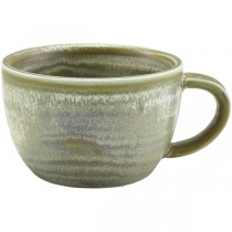 Terra Porcelain Matt Grey Coffee Cup 28.5cl 10oz