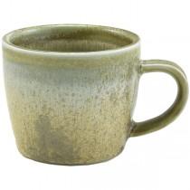 Terra Porcelain Matt Grey Espresso Cup 9cl 3oz