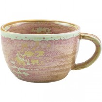 Terra Porcelain Rose Coffee Cup 28.5cl 10oz