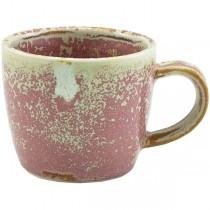 Terra Porcelain Rose Espresso Cup 9cl 3oz
