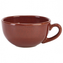 Terra Stoneware Cup Red 10.5oz