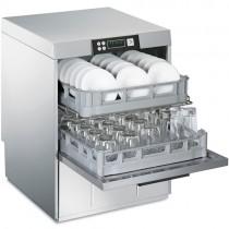 Smeg Topline Professional Front Loading Dishwasher,Double Skinned, Double 500mm Basket