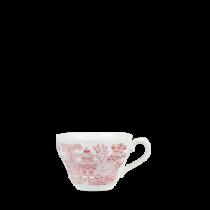 Churchill Vintage Prints Cranberry Willow Georgian Teacup 19.8cl