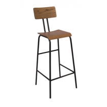 Bolero Industrial Metal Highstool