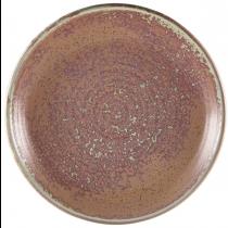 Terra Porcelain Rose Deep Coupe Plate 25cm