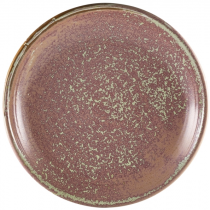 Terra Porcelain Rose Deep Coupe Plate 28cm