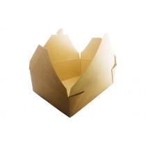 No 1 Kraft Deli Box Small