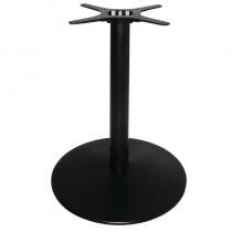 Bolero Cast Iron Table Base Black