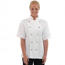 Whites Chicago Chefs Jacket White Short Sleeve