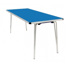 Gopak Folding Table Blue 6ft
