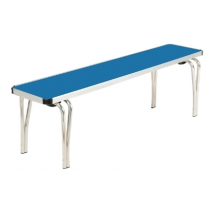 Gopak Stacking Bench Blue 4ft