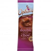 Options Belgian Chocolate Sachets