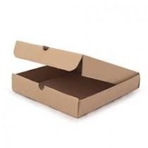 Compostable Plain Pizza Boxes 7inch