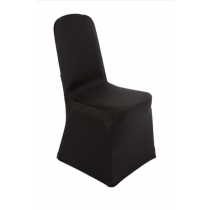 Bolero Banquet Chair Cover Black