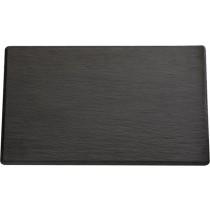 Slate Effect Melamine Board GN 1/4 26.5 x 16cm