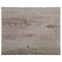 Wood Effect Melamine Tray GN1/2 32.5 x 26.5cm