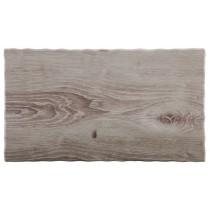 Wood Effect Melamine Tray GN1/3 32.5 x 17.8cm