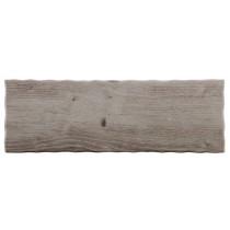 Wood Effect Melamine Tray GN2/4 53 x 16cm