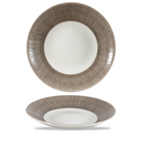 Churchill Bamboo Deep Coupe Plate Dusk 28.1cm